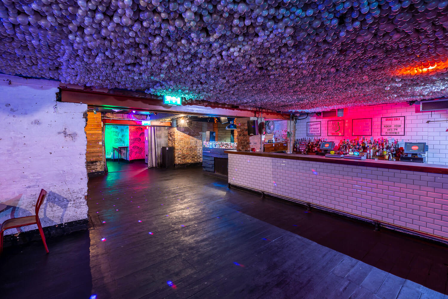 Party Venues | The Book Club