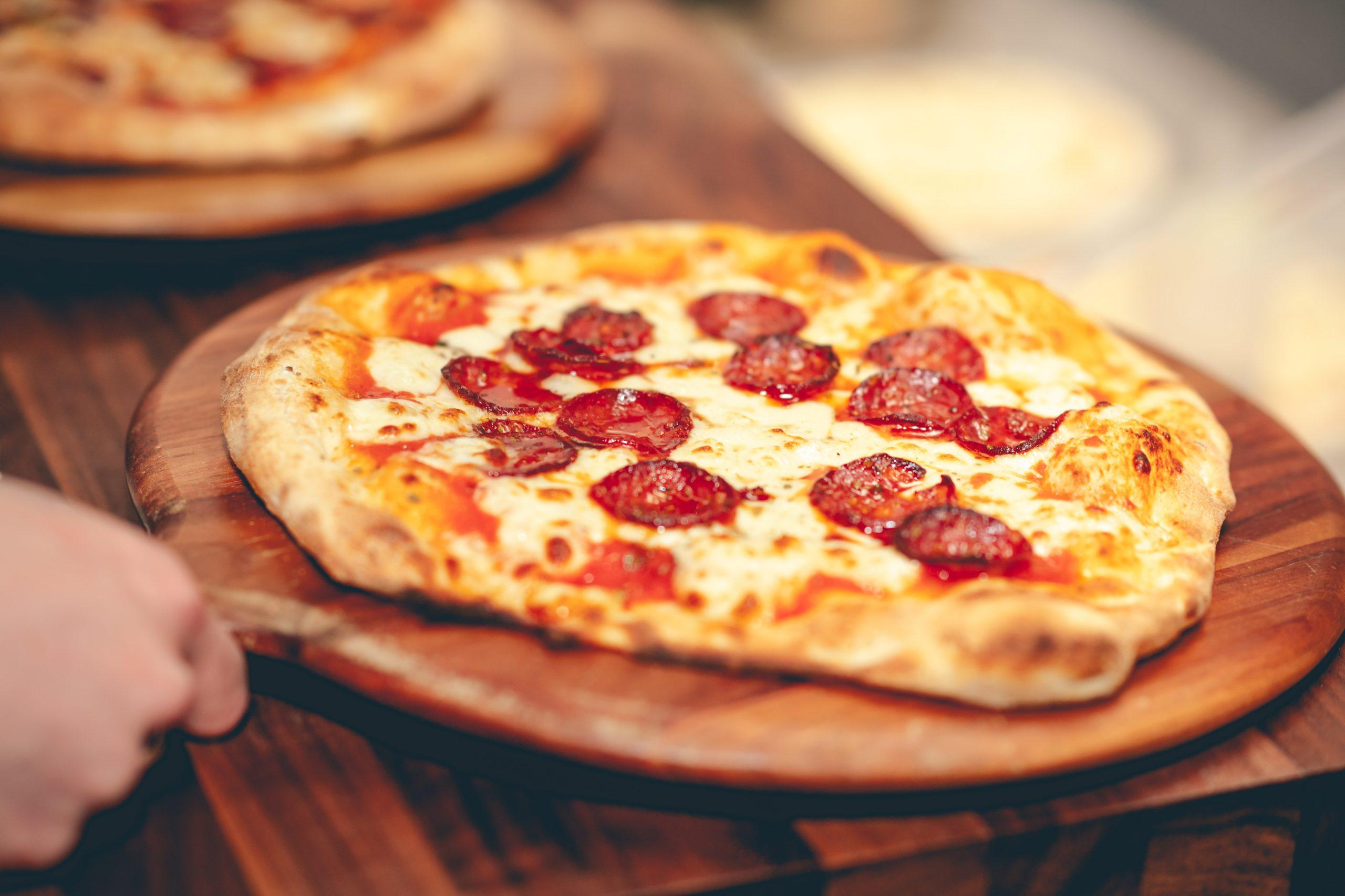 Pizza - The Book Club Shoreditch